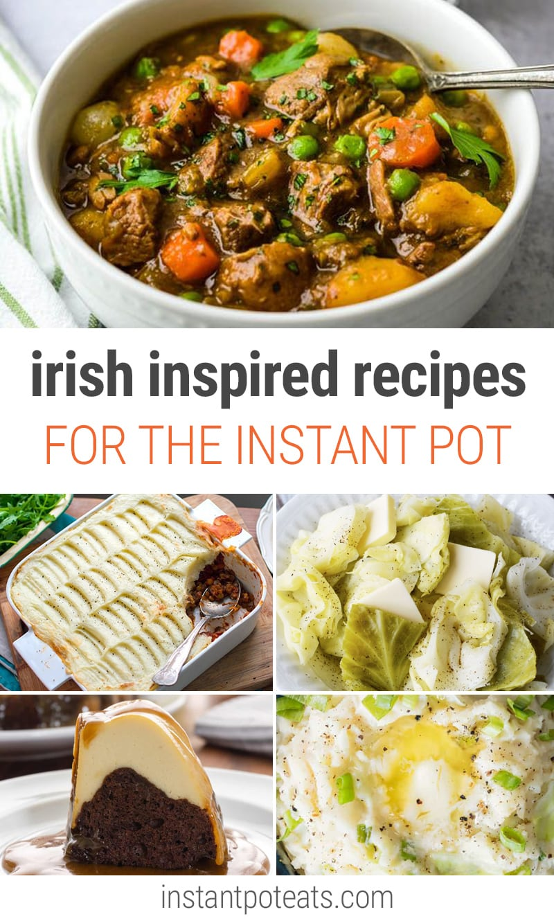 Irish Instant Pot Recipes