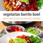 Instant Pot Burrito Bowl (Vegetarian, Gluten-Free, Vegan-Friendly)
