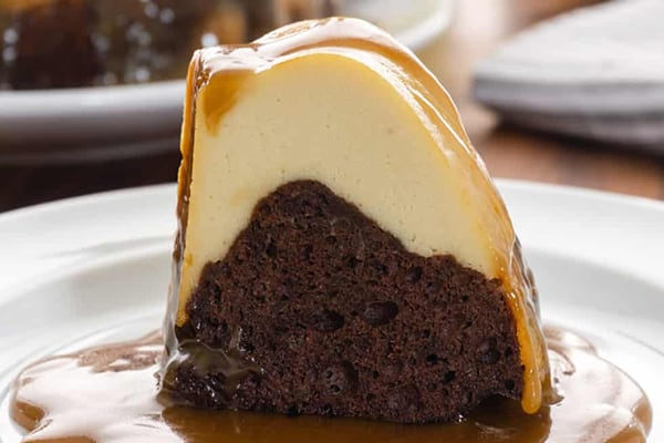 Irish Car Bomb Chocoflan