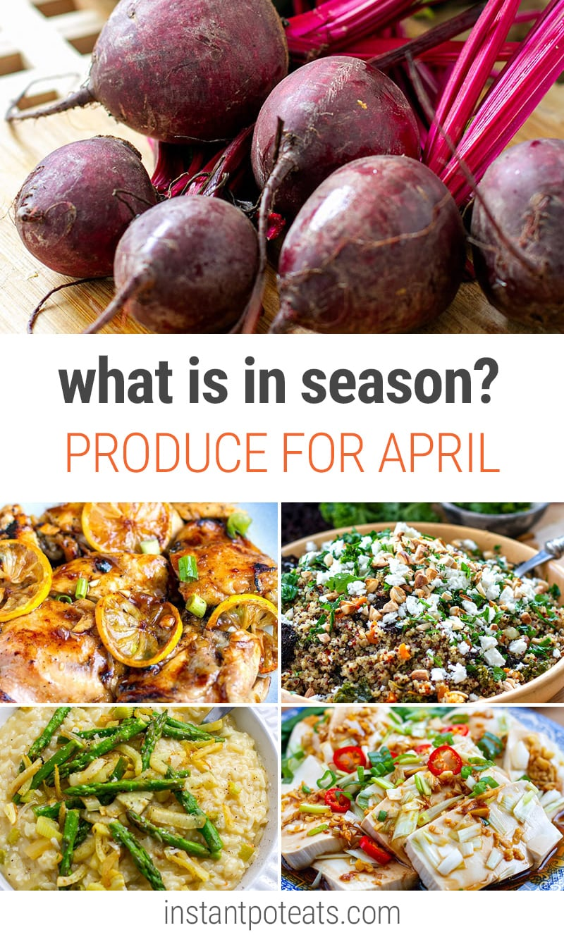 What To Cook In Your Instant Pot In April