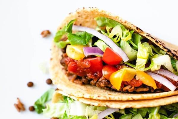 Healthy Instant Pot Tacos