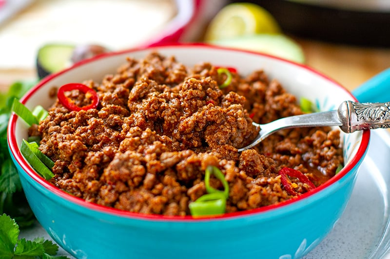 Instant Pot Taco Meat Whole30