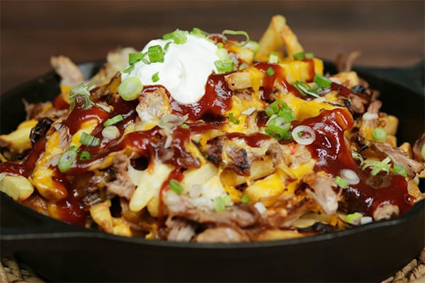 Pulled Pork Fries