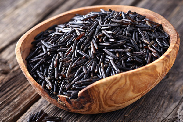 Wild rice health benefits