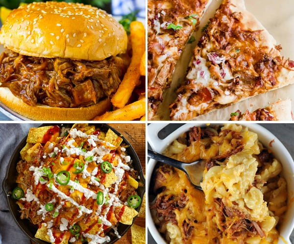 Recipes Using Leftover Pulled Pork