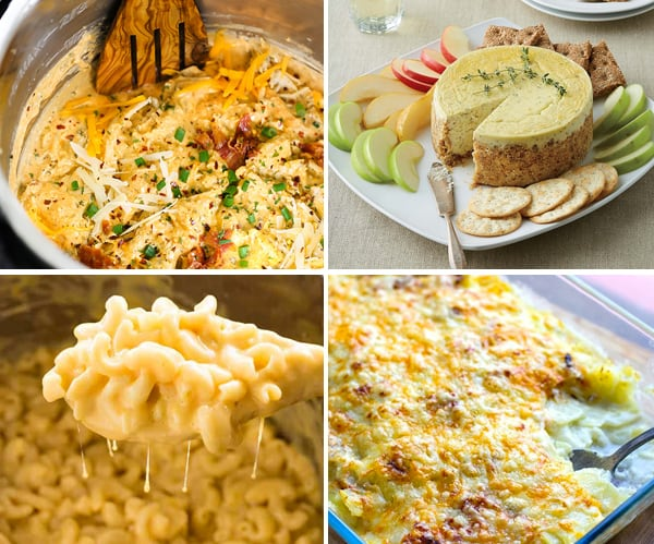 Cheesy Instant Pot Recipes You Need In Your Life