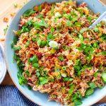Instant Pot Dirty Rice Recipe