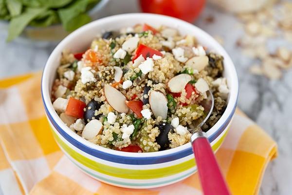 Instant Pot Quinoa With Veggies