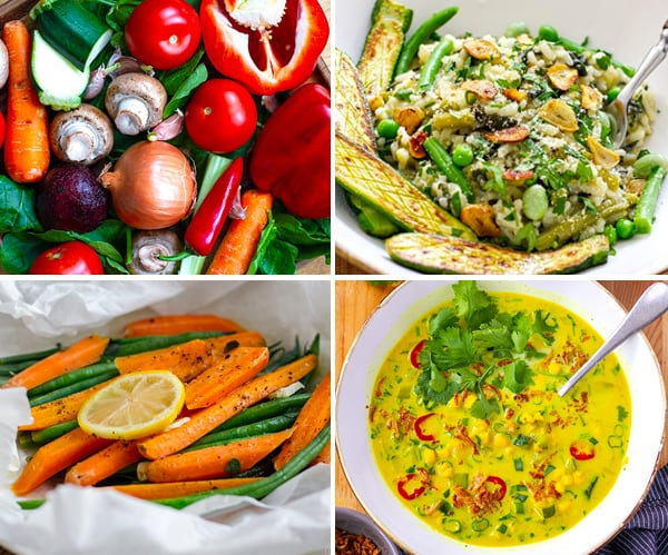 Veggie-Loaded Instant Pot Recipes