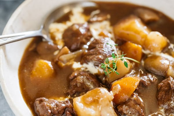 Instant Pot Japanese Beef Stew