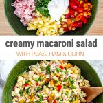 Creamy Macaroni Salad (Instant Pot & Stovetop)