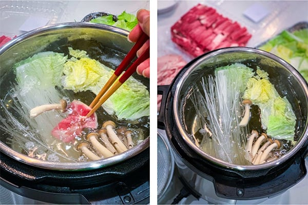 INSTANT POT SHABU SHABU RECIPE
