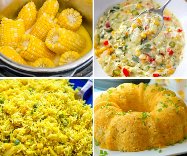 Instant Pot Recipes Using Corn