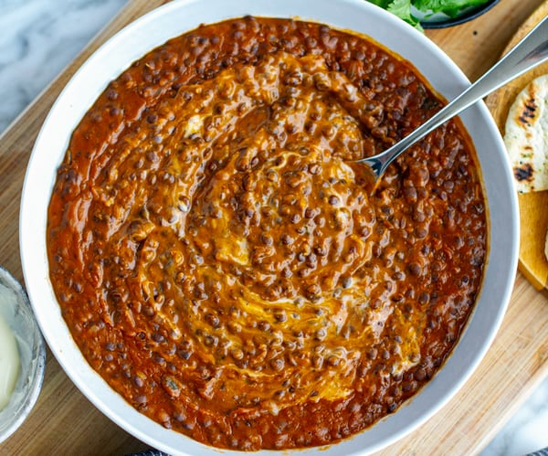 Instant Pot Dal Makhani Black Recipe