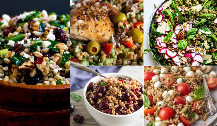 Instant Pot Farro Recipes That Are Healthy & Delicious