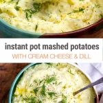 Cream Cheese Instant Pot Mashed Potatoes