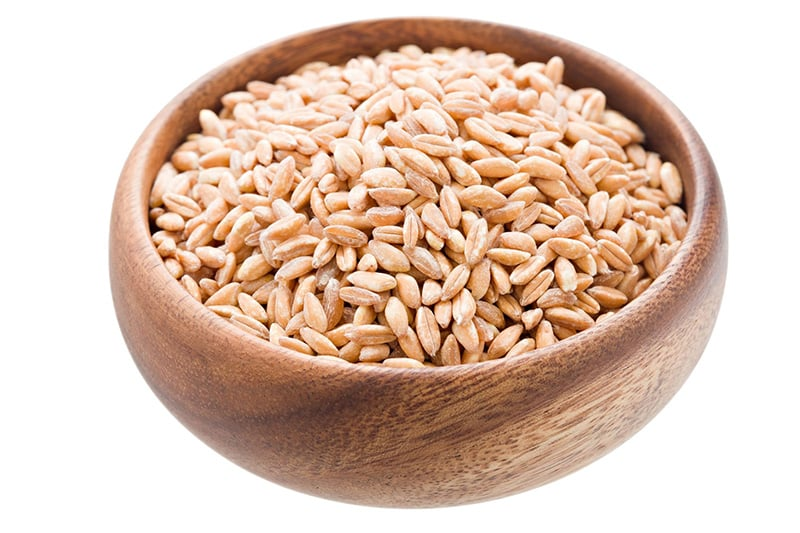 What is farro grain?