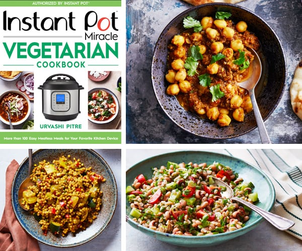 Cookbook Review: Instant Pot Miracle Vegetarian
