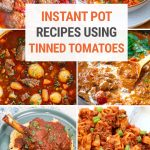 Instant Pot Recipes With Canned Tomatoes