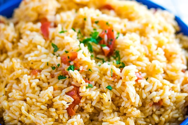nstant Pot Southern Tomatoes and Rice