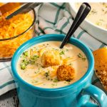 Broccoli Cheese Soup (Instant Pot Recipe)