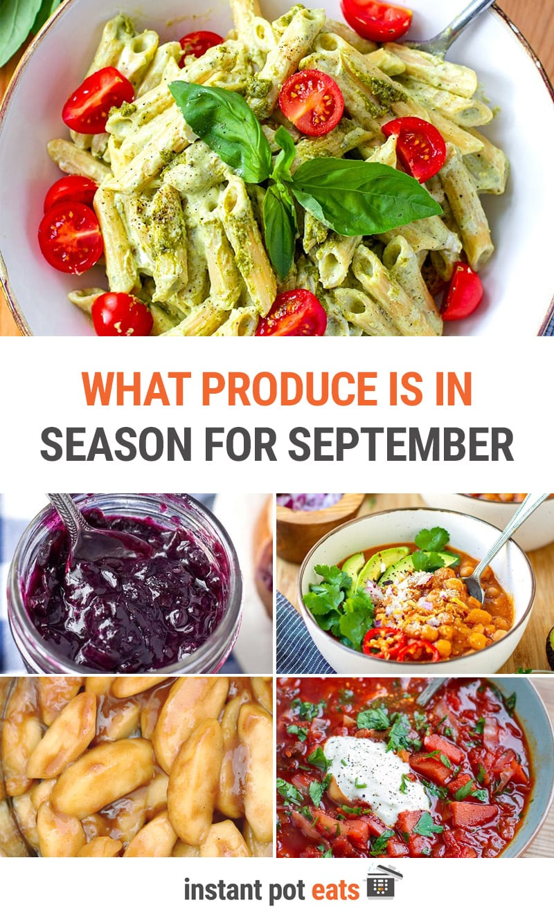 What To Cook In Your Instant Pot In September
