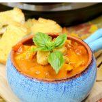 Tomato Tortellini Soup (Instant Pot Recipe)