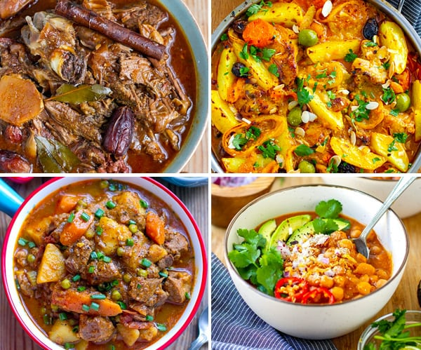 Moroccan Recipes Using Instant Pot