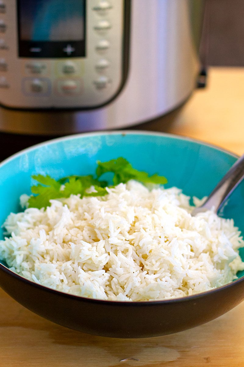How To Cook Rice In Instant Pot For Beginners