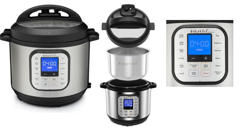 Instant Pot Parts explained