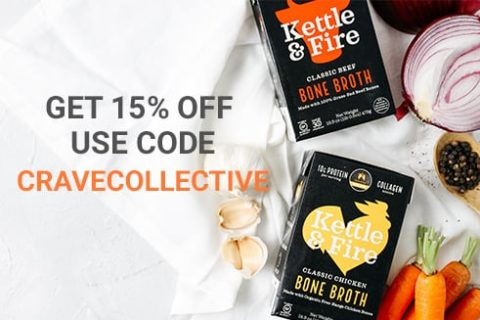Kettle & Fire Bone Broth Offer