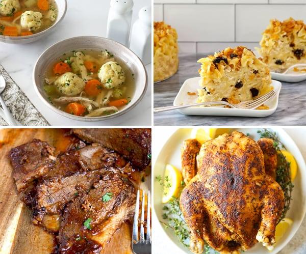 Instant Pot Hanukkah Recipes