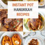 Instant Pot Hanukkah Inspired Recipes