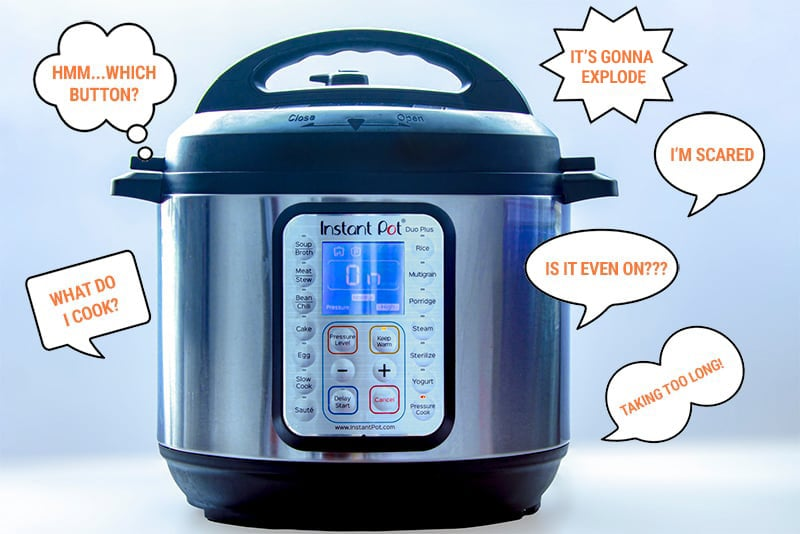 Common Instant Pot Obstacles For Beginners