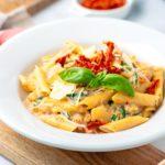 Instant Pot Tuscan Chicken Pasta