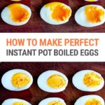 Perfect Instant Pot Boiled Eggs (Soft-Boiled, Jammy & Hard-Boiled- TESTED!!!)
