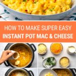 How To Make Easy Instant Pot Mac & Cheese