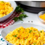 Easy Instant Pot Mac & Cheese (Step-By-Step Recipe)