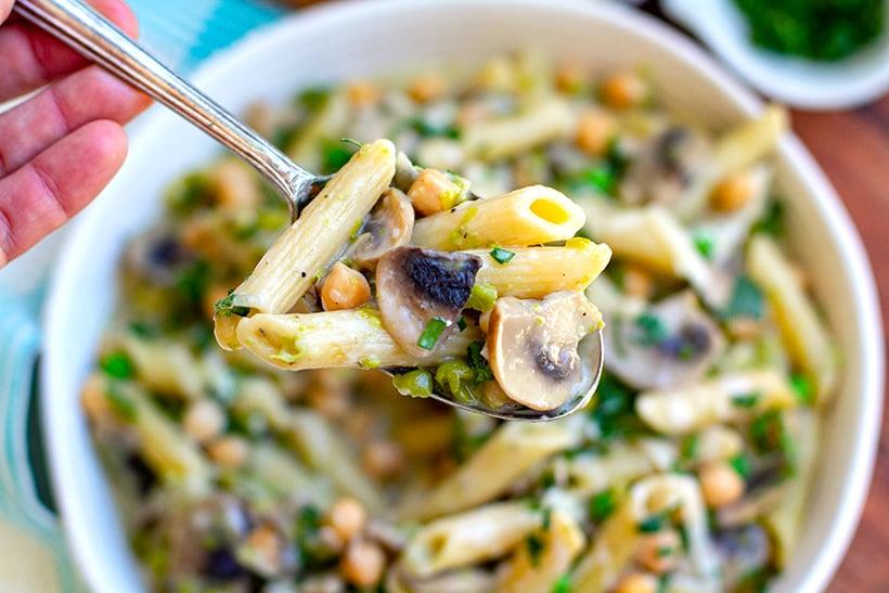 Vegetarian Pasta Recipe For Instant Pot