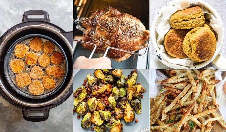 Instant Pot Air Fryer Recipes