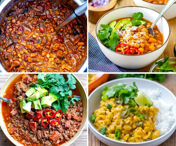 Instant Pot Chili Recipes With A Twist