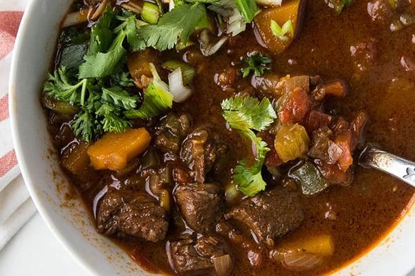 Steak Chili for Instant Pot
