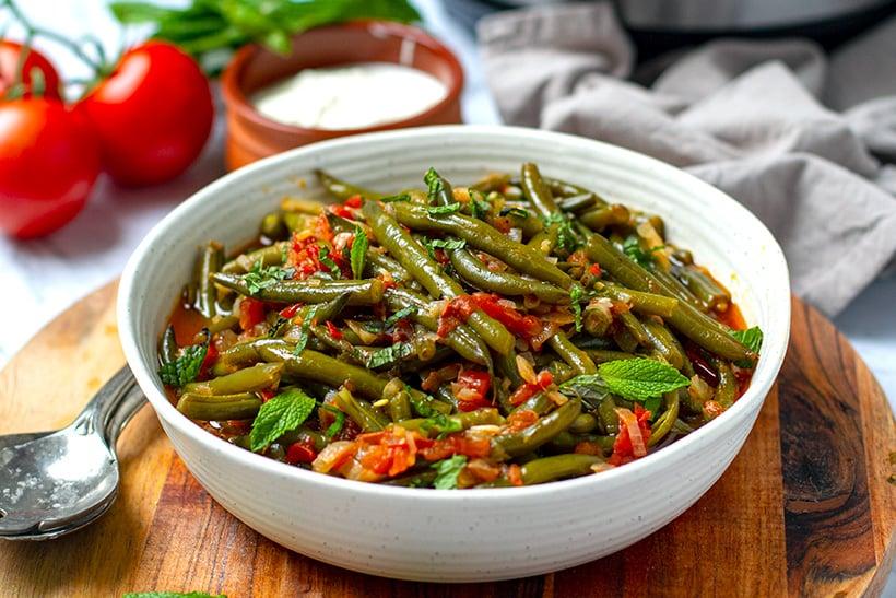 Instant Pot Turkish Beans