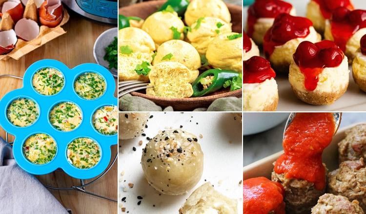 Instant Pot Egg Bite Mold Recipes