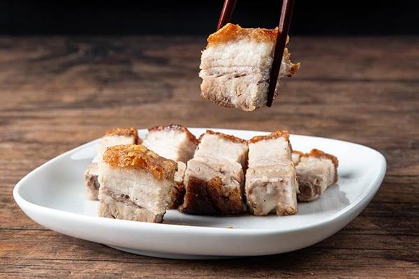 Instant Pot Crispy Pork Belly