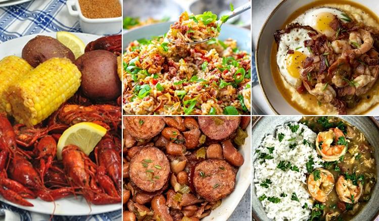 Instant Pot Cajun Recipes ( and Creole)