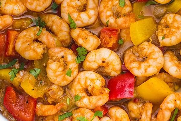 Instant Pot Cajun Shrimp