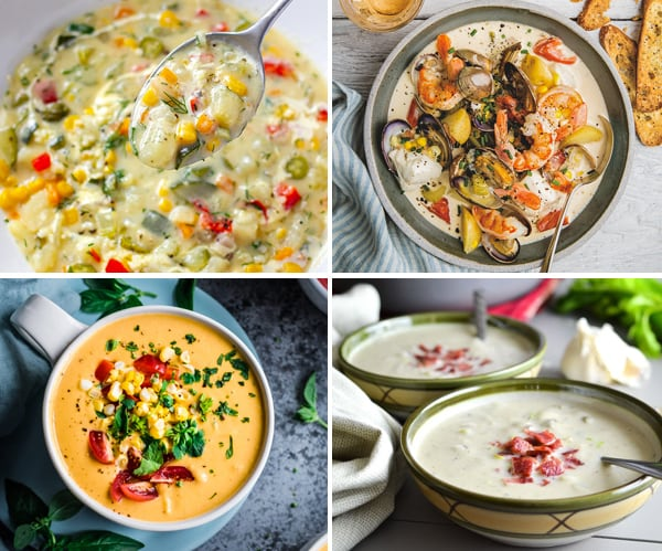 Best Instant Pot Chowder Recipes
