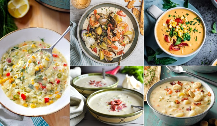 Best Instant Pot Chowder Recipes