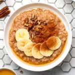 Instant Pot Oats With Cinnamon & Banana
